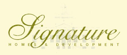 Signature Homes and Development